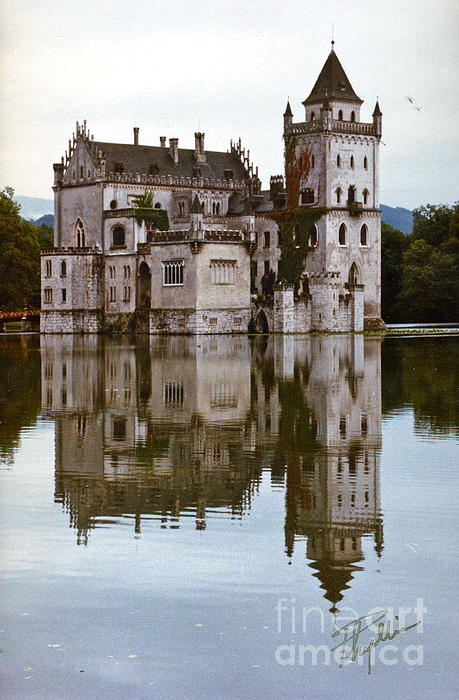 Phyllis Kaltenbach - Salzburg Castle Austria