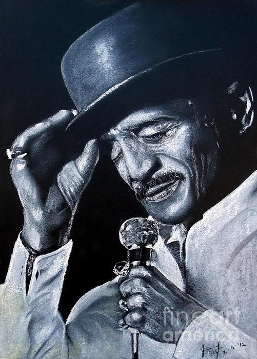 Jim Fitzpatrick - Sammy Davis Jr