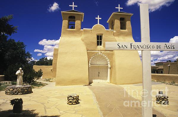Bob Christopher - San Francisco De Asis Taos New Mexico