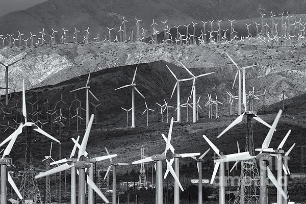 Clarence Holmes - San Gorgonio Pass Wind Farm III
