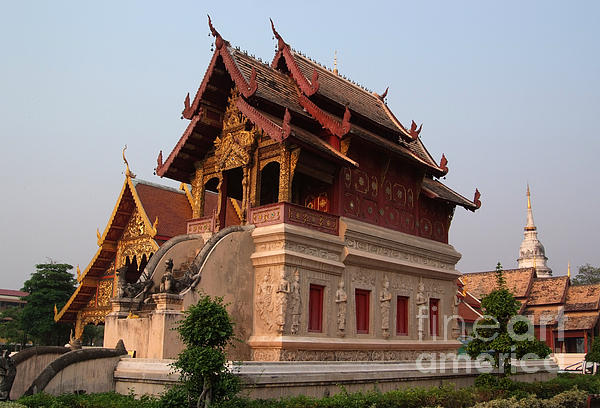 Opas Chotiphantawanon - Scripture Repository Wat Phra Singh Chiang Mai