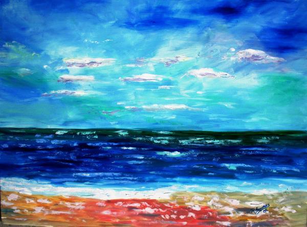 Pamela  Squires - Sea Breezes