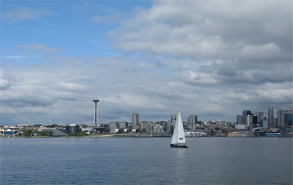 Arlene Carmel - Seattle Sail
