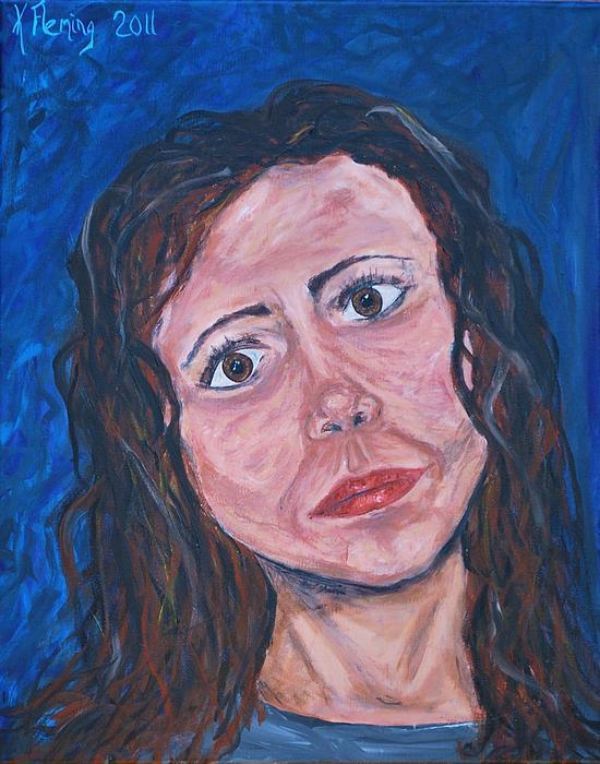 Kari Fleming - Self Portrait