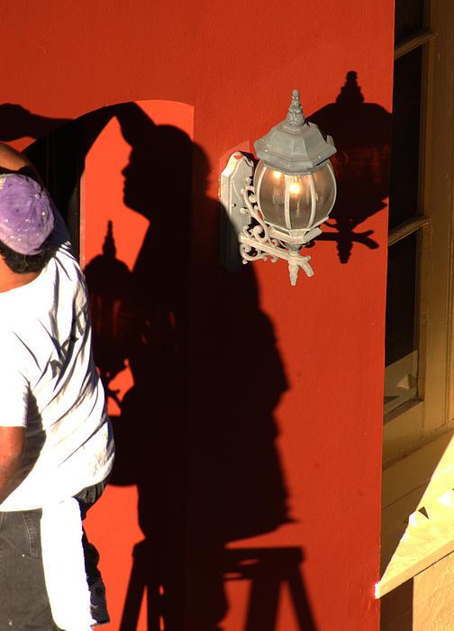 Greg and Chrystal Mimbs - Shadow Painter