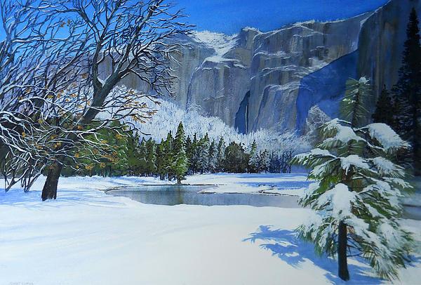 Robert Duvall - Sierra Winter