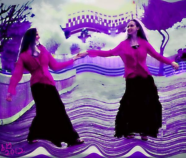 Sherry Gombert - Sister Twirls
