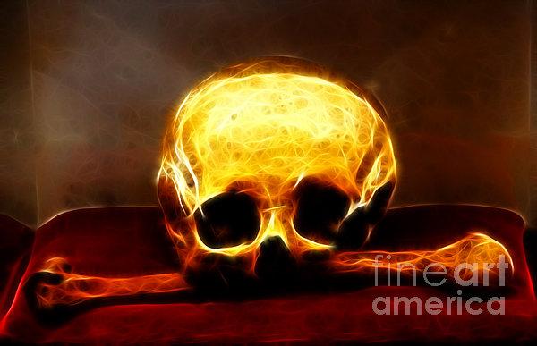 Mariola Bitner - Skull and Bones