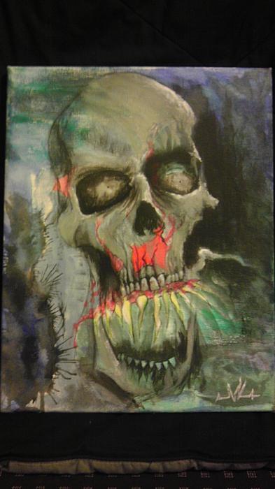 Joshua Bassham - Skull