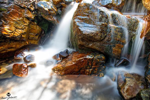Mitch Johanson - Slowly Moving Over the Rocks