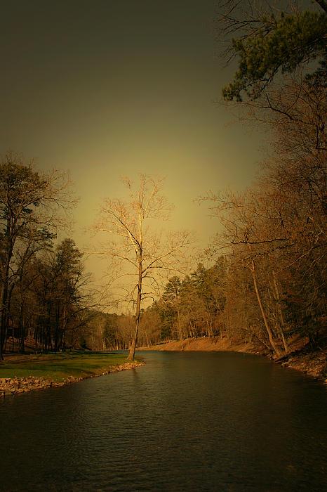 Nina Fosdick - Smooth Waters Flowing
