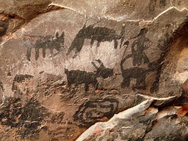 Cindy Wright - Southwestern Pictographs