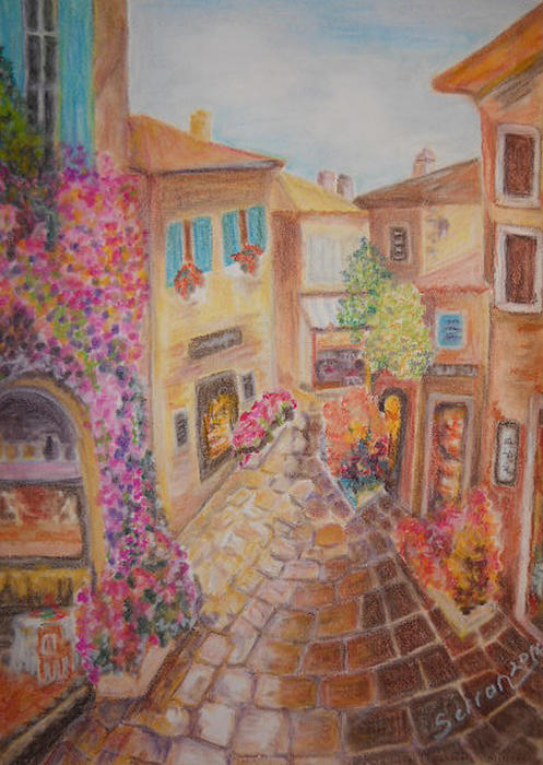 Serran Dalmak - Spanish Village