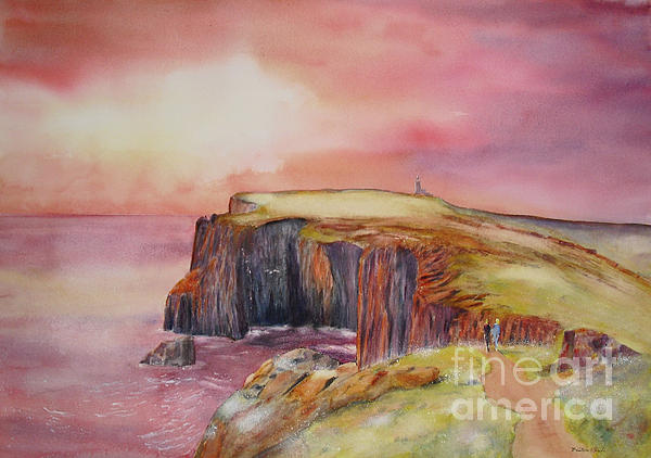 Beatrice Cloake - Spectacular on the Isle of May