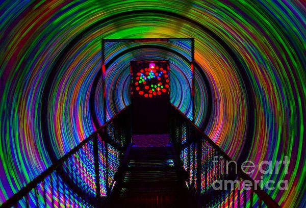 Gwen McFadden - Spiraling Colors