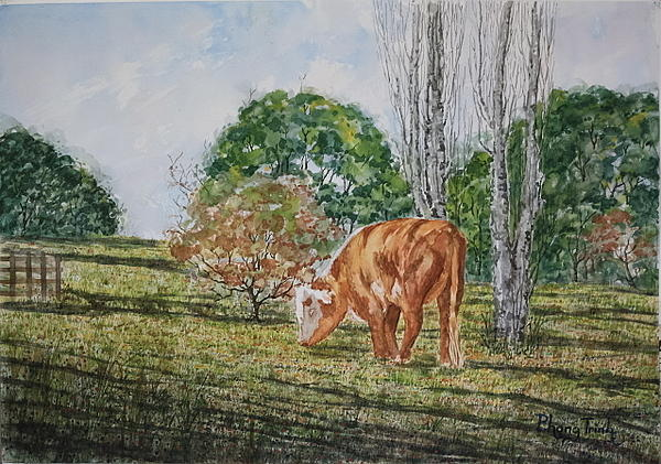 Phong Trinh - Spring Grass