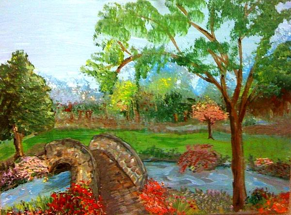 Janis Van Meter - Stone Bridge Creek