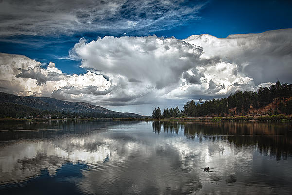 Fabio Ceresa - Stormy Big Bear Lake