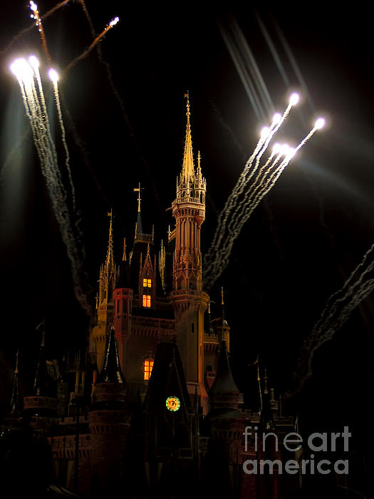 Alexandra Jordankova - Striking Midnight at Cinderella s Castle