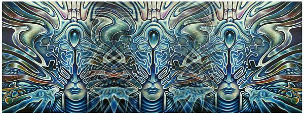 Tyler Space - Stropharian Trinity