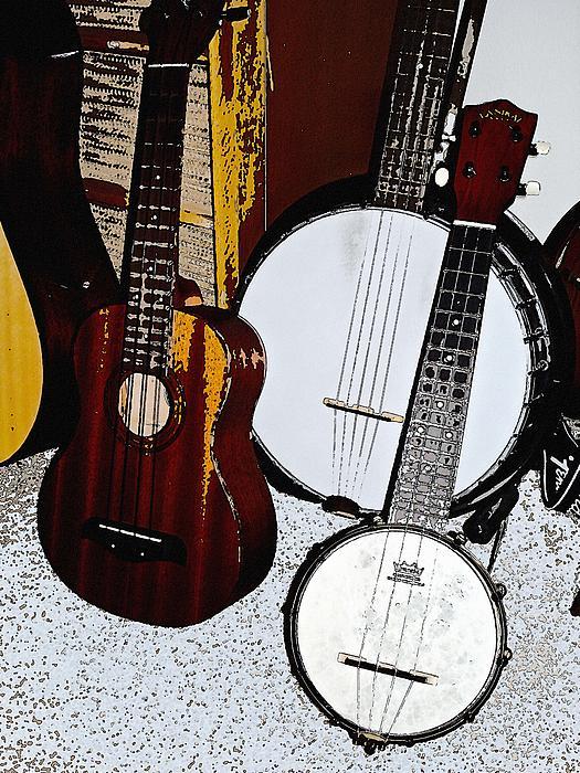 Debi Blankenship - Strungout Strings
