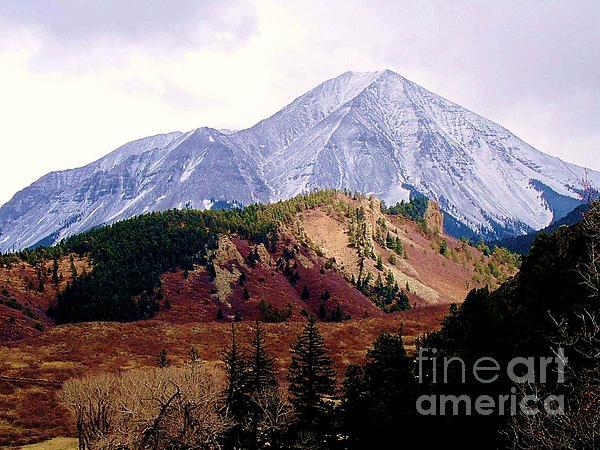 Donna Parlow - Stunning Colorado Mountain