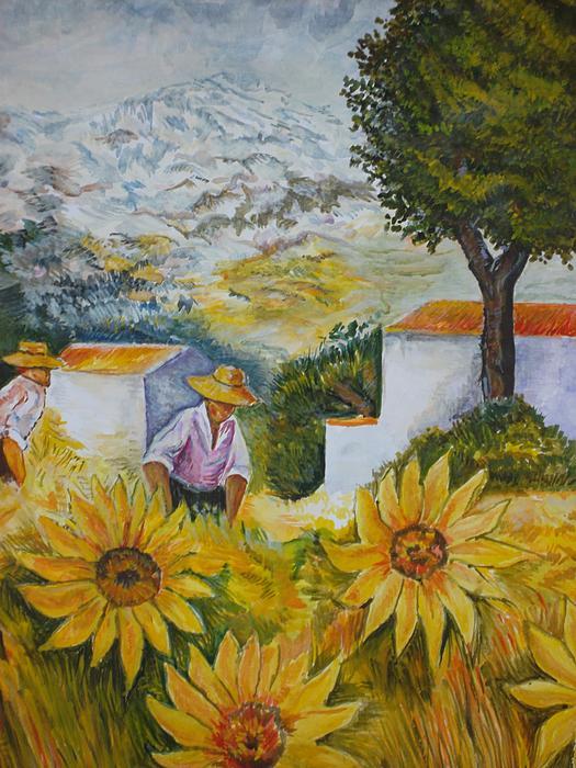 Lusine  - Sunflowers