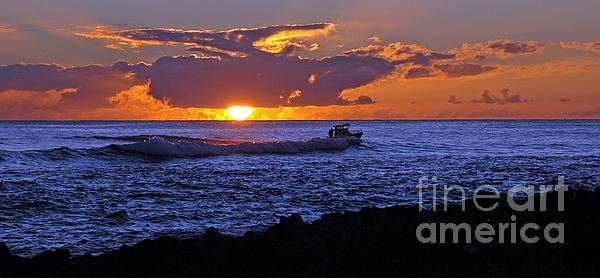 Vivian Christopher - Sunset on Kauai