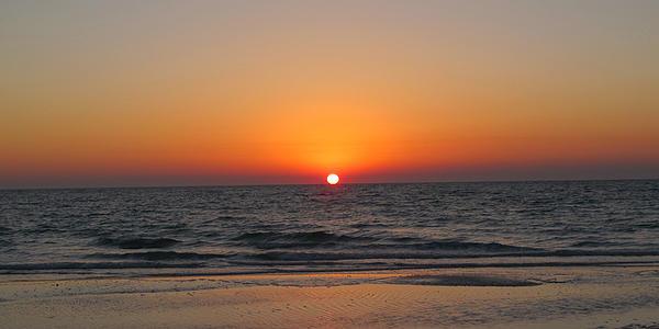 Loretta Luglio - Sunset on Longboat Key