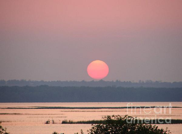 Ronald Tseng - Sunset over Cook