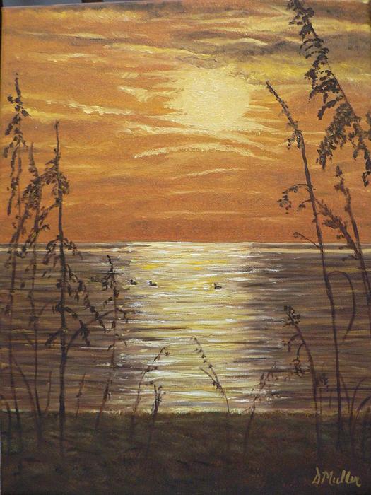 Donna Muller - Sunsetting