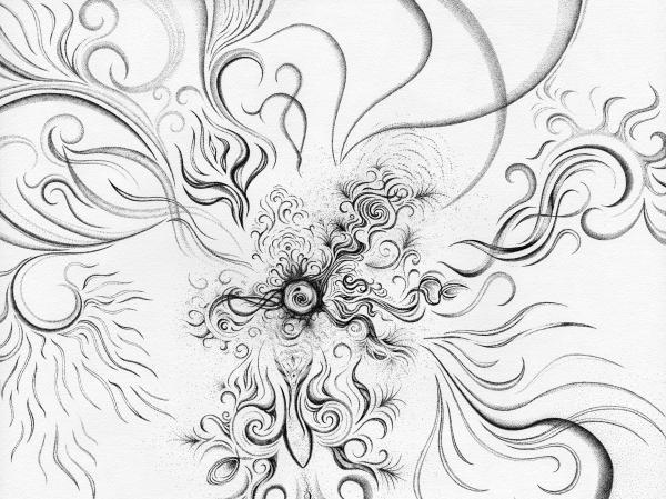 Wolf Daughter - Swirling Sun