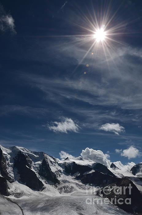 Bruno Santoro - Swiss Mountain