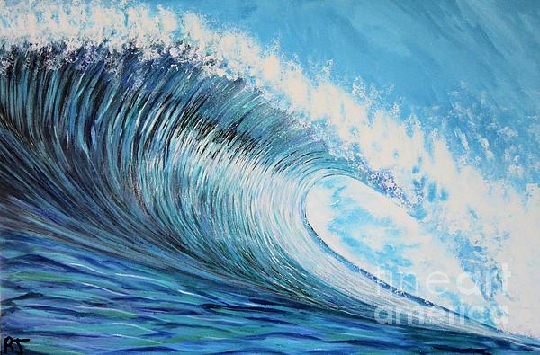RJ Aguilar - Tahitian Wave