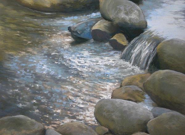 Maralyn Miller - Tassajara Spring