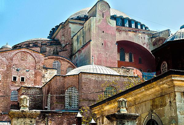 MaryJane Armstrong - The Ancient Hagia Sophia