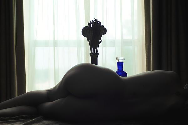 CSDewitt Photography - The Blue Bottle