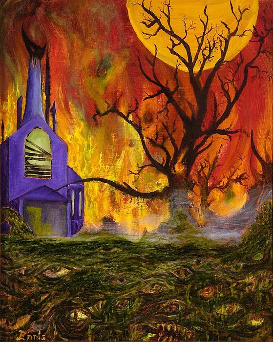Christophe Ennis - The Church Of Ruin