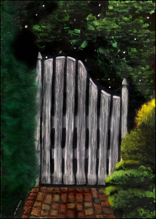 Miki Krenelka - The Garden Gate