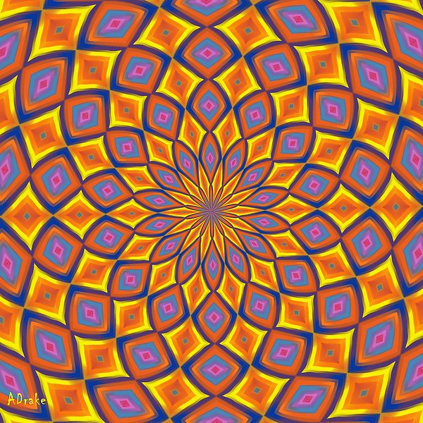 Alec Drake - The Honeycomb Dome