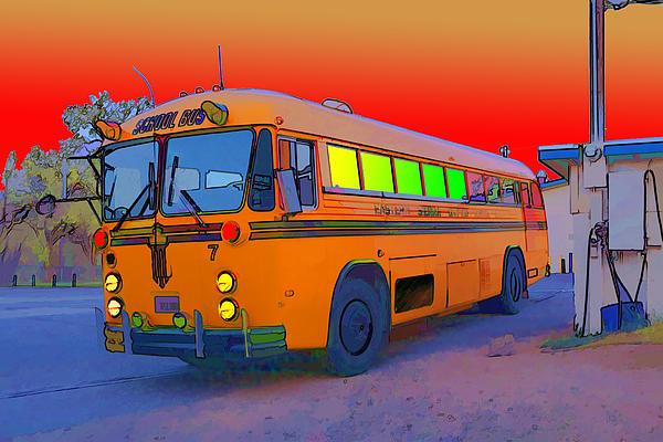 Gregory Scott - The Magic Bus
