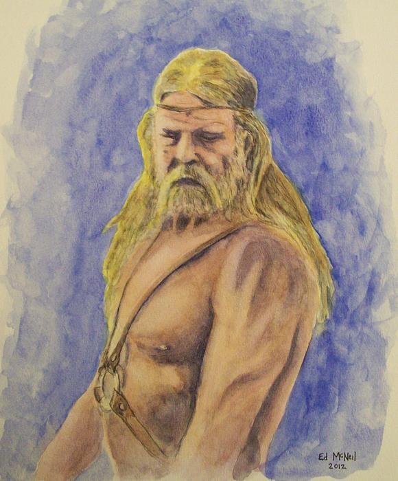 Ed McNeil - The Norseman