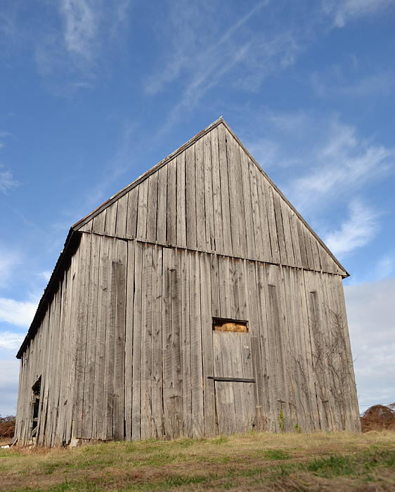 JD Grimes - The Old Grey Barn