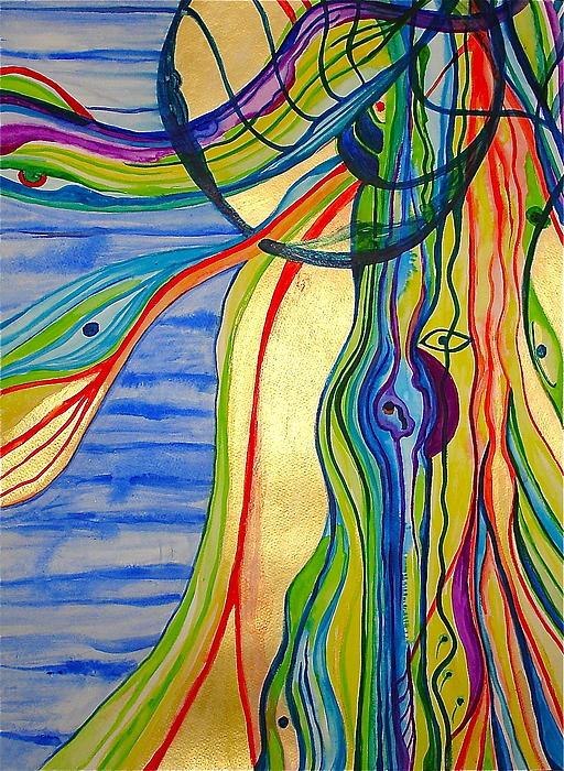Erika Swartzkopf - The Psychedelic Jellyfish