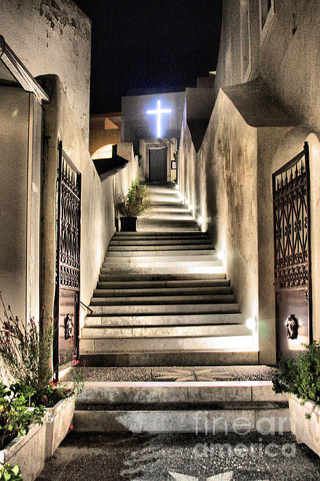 Roxzanne Bunnell - The Stairs to Salvation