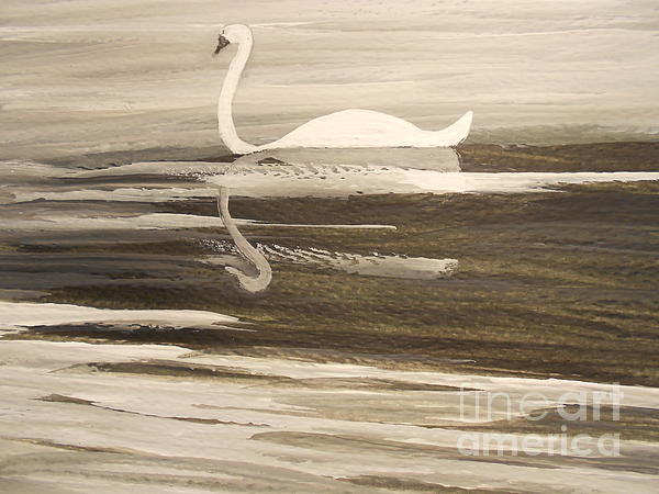 Barbara McNeil - The Swans Song....Melody of Motherhood
