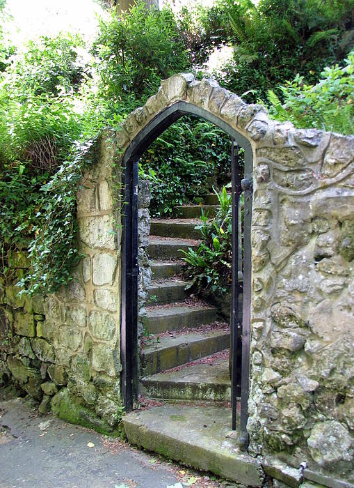 Carla Parris - Through the Stone Wall Gate