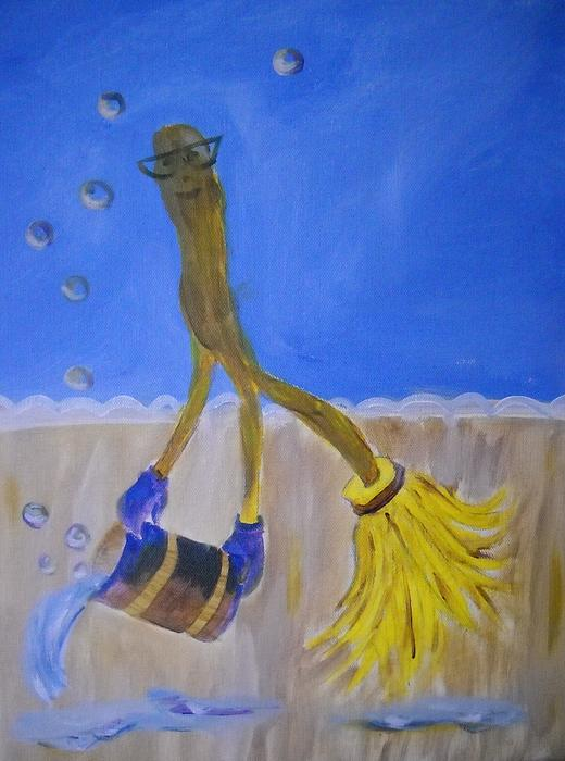 Marian Hebert - Too Much Soap