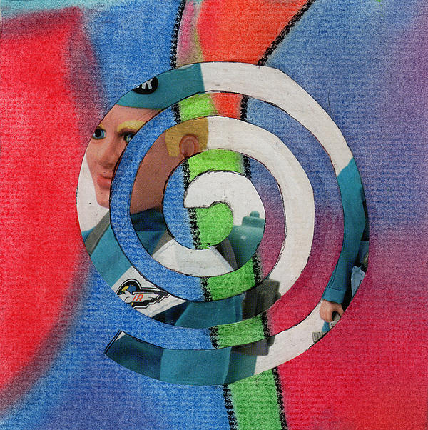 Christine Perry - Toy Doll spiral
