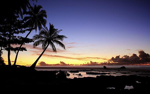 Chamberlain Photography - Tropical Sunset